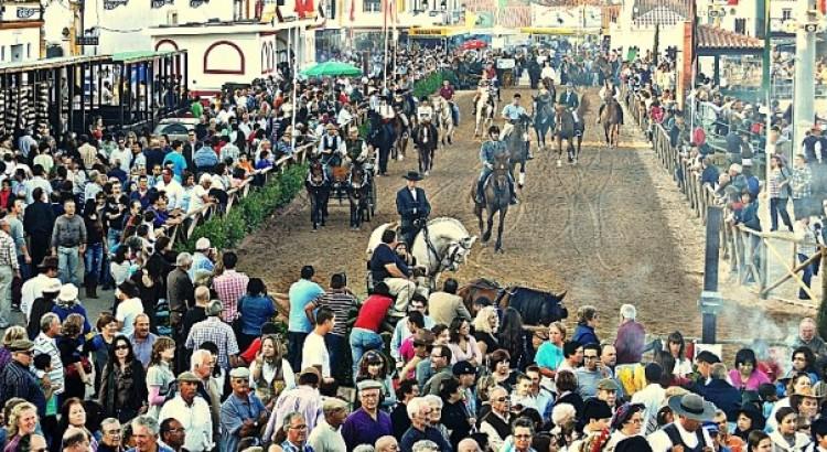 National Horse Fair Since 1571, in Golegã