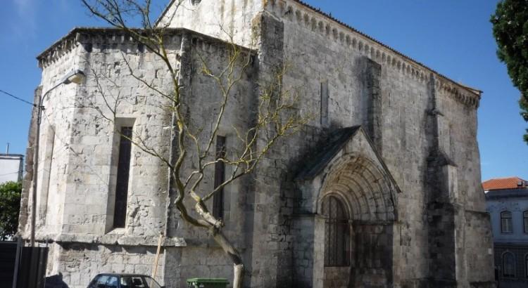 Church of St. John Alporão, Igreja de São João de Alporão in Santarém