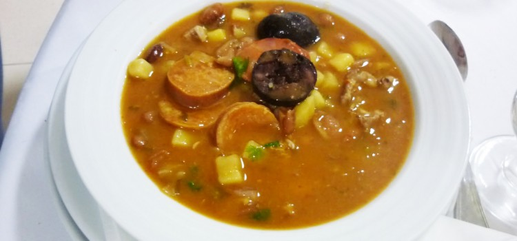 Soup of Stone, Sopa da Pedra in Almeirim