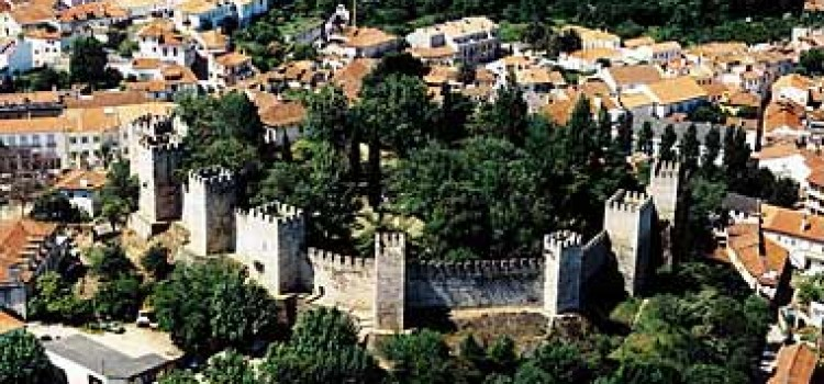 Castle of Torres Novas